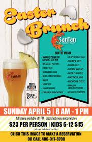Easter Brunch Buffet Menu by Santan Brewing To Offer Special Easter Brunch Buffet From 8 A M 1
