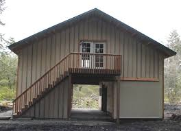 barn style garage with apartment plans pole barns stall wood barn with apartment in 2nd story pole