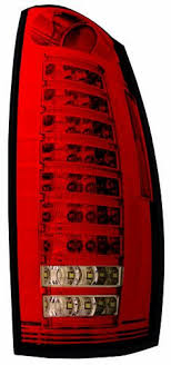 fiber optic tail lights ipcw ledt 360cr ruby red fiber optic and led tail l pair tail