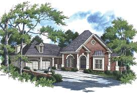 one story luxury homes medina bay luxury home plan 052d 0101 house plans and more
