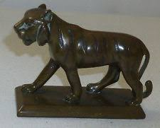 glass ornaments figurines tiger collectables ebay