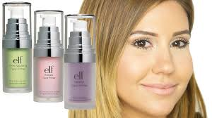 yellow primer e l f studio face primers these are amazing a must have youtube