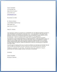 how to write a cover letter for medical assistant performance