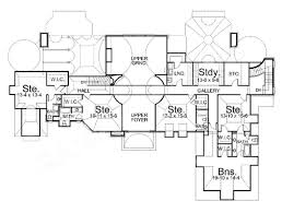 chateau floor plans chateau de le ravinere mansion house plans luxury plans