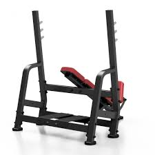 sp l207 olympic incline bench press