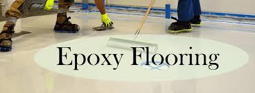 Epoxy Flooring Kitchen by Epoxy Flooring The Flooring Lady