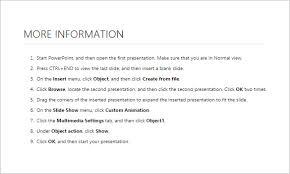7 presentation outline templates u2013 free ppt word u0026 pdf documents