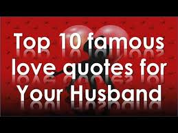 simple quotes quotes on and for your husband