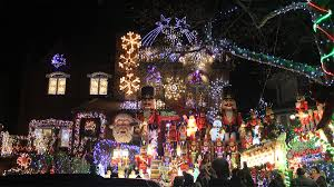 dyker heights holiday lights dyker heights christmas lights shine in extravagant displays nbc