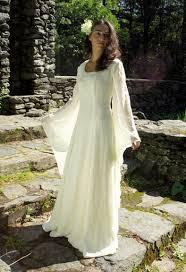 Galadriel Halloween Costume Medieval Galadriel Dress Lord Rings Attire