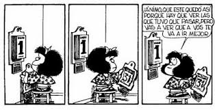 Año nuevo Mafalda