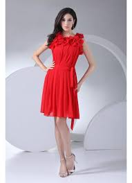 dress for wedding reception color bateau chiffon wedding reception dress