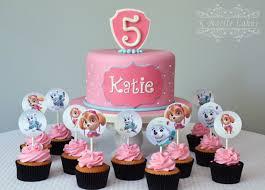paw patrol girls theme cake noelle cakes cakes noelle