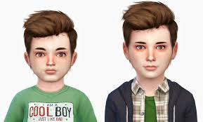 sims 4 kids hair simiracle wings os0508 kids toddlers kids toddlers