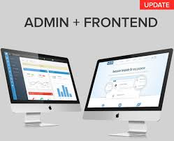 saturn responsive admin dashboard template by osetin themeforest