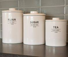 canisters for kitchen threshold canister with wood lid what do you think of