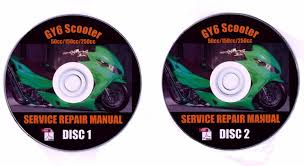 chinese scooter 50cc 150cc 250cc gy6 service repair manual taotao