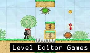 platform game with level editor level editor games armor games