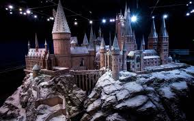 you can eat a christmas feast and attend the yule ball at the real
