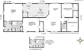 manufactured homes floor plans buccaneer manufactured homes floor plans modern modular home