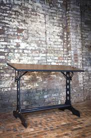 Oak Drafting Table by Drafting Table Adrian Reynolds Bespoke Beds Metal Furniture