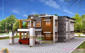 double storied luxury residence kerala home design and floor plans