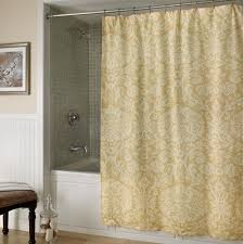 Yellow Damask Shower Curtain 29 Best Bathroom Images On Pinterest Bathroom Ideas Shower