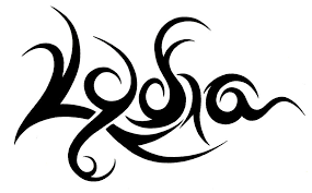 tribal name lydia by jsharts on deviantart