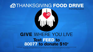 thanksgiving food drive items sacred heart seeks donations for annual food box distribution in