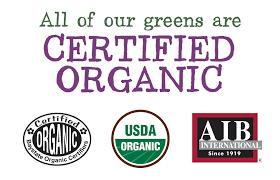 How To Get Usda Certified Usda Certified Organic Microgreens Salad Mix Wheatgrass Ma Ri Farm