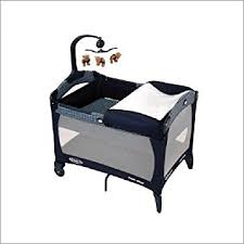 Graco Pack N Play Bassinet Changing Table Graco Pack N Play W Bassinet Bar Wheels For