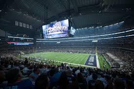 Arena Lights Dallas Cowboys To Feature Musco U0027s Led Lighting System At At U0026t