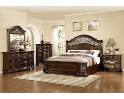 bedroom sets traditional style traditional style bedroom set mcfb366set