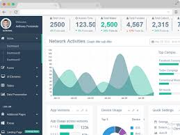 template dashboard free gentella free bootstrap 3 admin dashboard template