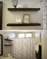 Chocolate Brown Bathroom Ideas by Black And White Bathroom Decor Bathroom Decor