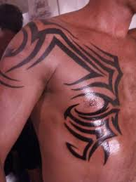 cool design 19 chest tattoos for