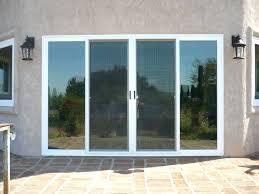 patio sliding glass door panel blinds glass panel railings for