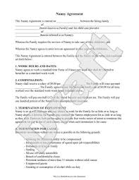 employee training contract sample best 25 daycare contract ideas