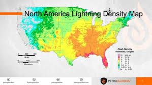 blm lightning map petro guardian s lightning protection presentation v2