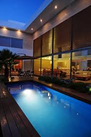 swimming pool pure luxury waters edge beach house large modern