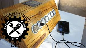 build a charging station building charging stations for mobile devices youtube