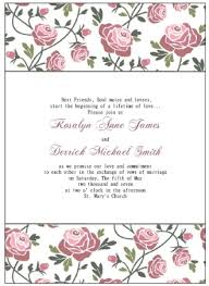 free invitations templates diy printable wedding invitations templates