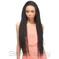 how to style xpressions hair outre synthetic lace front wig xpression box braid small lace
