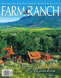 Montana Ranches For Sale Otter Buttes Ranch by Farm U0026 Ranch West 48 By Farm And Ranch Publishing L L C Issuu