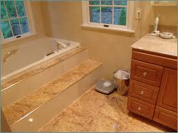 Challenges To The Status Quo Of Bath Design In Detail Interiors - Bathroom step