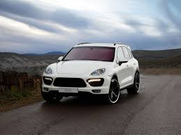 Porsche Cayenne Colors - the new techart individualization options for the porsche cayenne