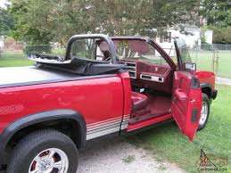 Dodge Dakota Trucks - dodge dakota sports convertible pickup truck