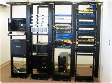 Server Rack Cabinet Server Racks Cabinets And Enclosures Fiber Savvy