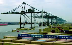 maritime journal ship to shore cranes in demand