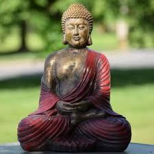 spiritual statues buddha decor
